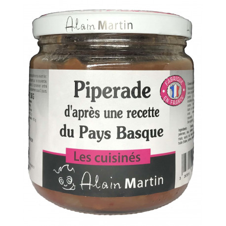 Piperade au piment Basque